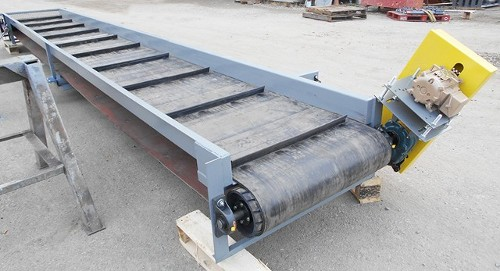 Truss Transfer Conveyors Belt Conveyors Channel Frame